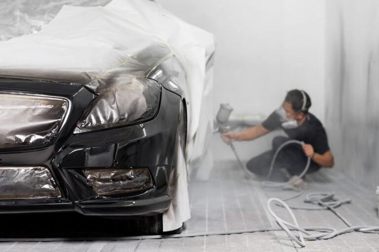 auto painting detail & restoration